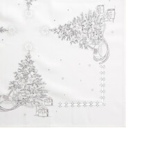 Vianočný obrus Christmas Tree, 80 x 80 cm