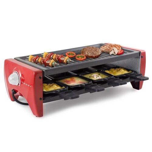 BEPER BT750Y Raclette gril pre 8 osôb, 1200 W