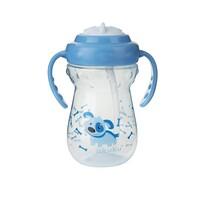 Akuku Dětský hrníček Pes modrá, 360 ml