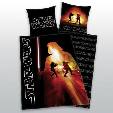 Detské bavlnené obliečky Star Wars, 140 x 200 cm, 70 x 90 cm