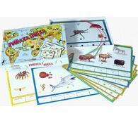Hra Zvířata světa Albi