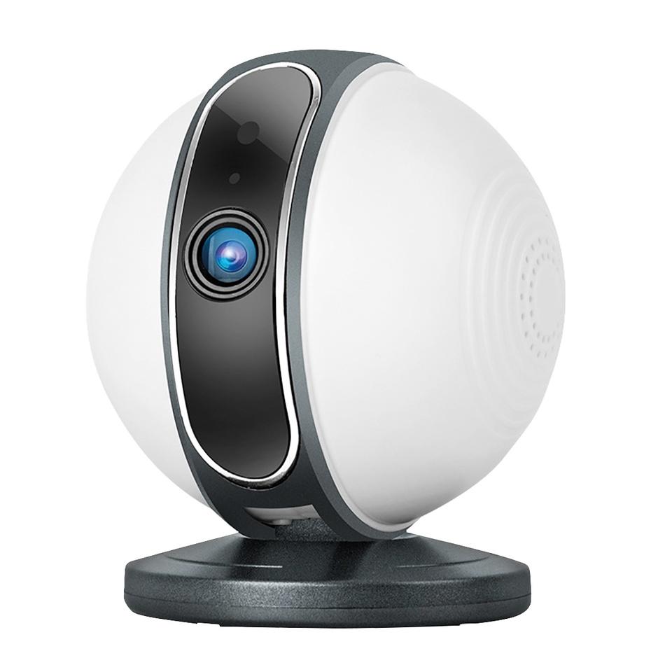 Solight 1D72 Otočná IP Kamera, biela