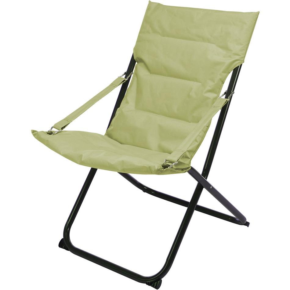 Skládací židle, khaki