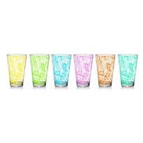 Cerve Sada pohárov KAŇKA 310 ml, 6 ks