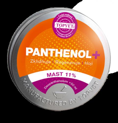 Topvet Panthenol mast 11 %, 50 ml