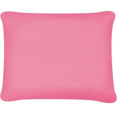 Povlak na polštář růžová, 50 x 70 cm