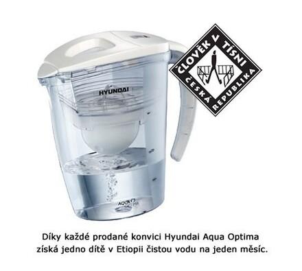 Hyundai Aqua Optima GALIA filtrační konvice