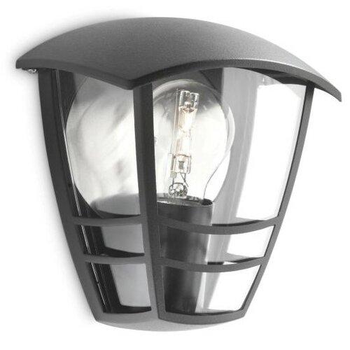 Philips Creek Oświetlenie zewnętrzne 19,5 cm, czarny
