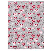 Utěrka Hearts, 50 x 70 cm