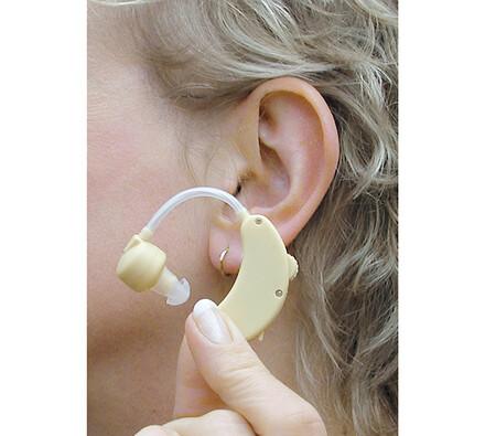 Naslouchátko do uší