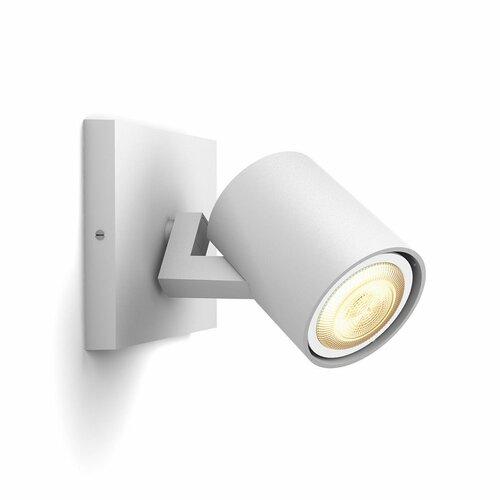 Philips Hue 53090/31/P9 bodové LED svítidlo Runner 5,5 W, bílá