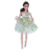 Koopman Bábika Ballerina zelená, 30 cm