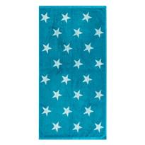 Ručník Stars tyrkysová