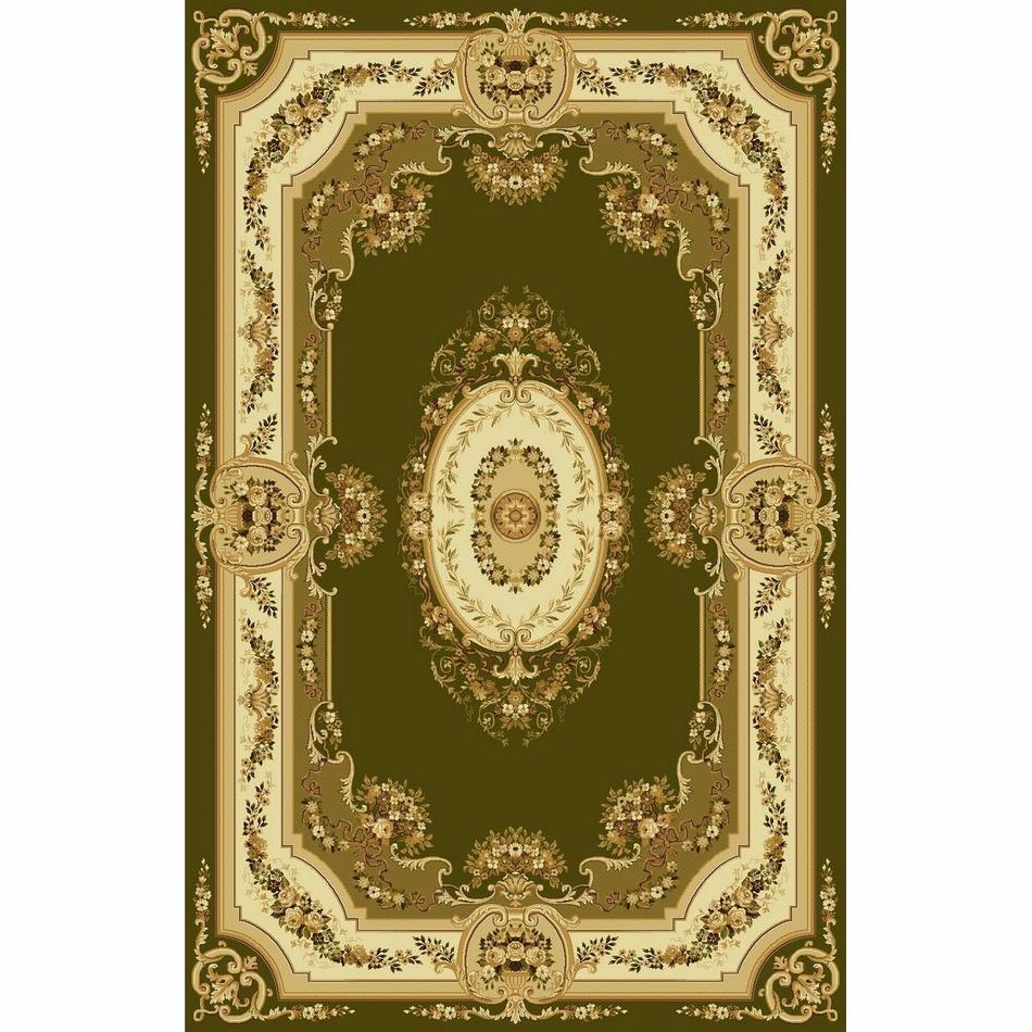 Habitat Kusový koberec Melody zelená, 70 x 140 cm