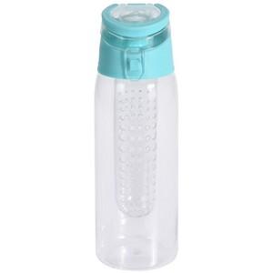 Sportovní plastová lahev Lena 650 ml, zelená