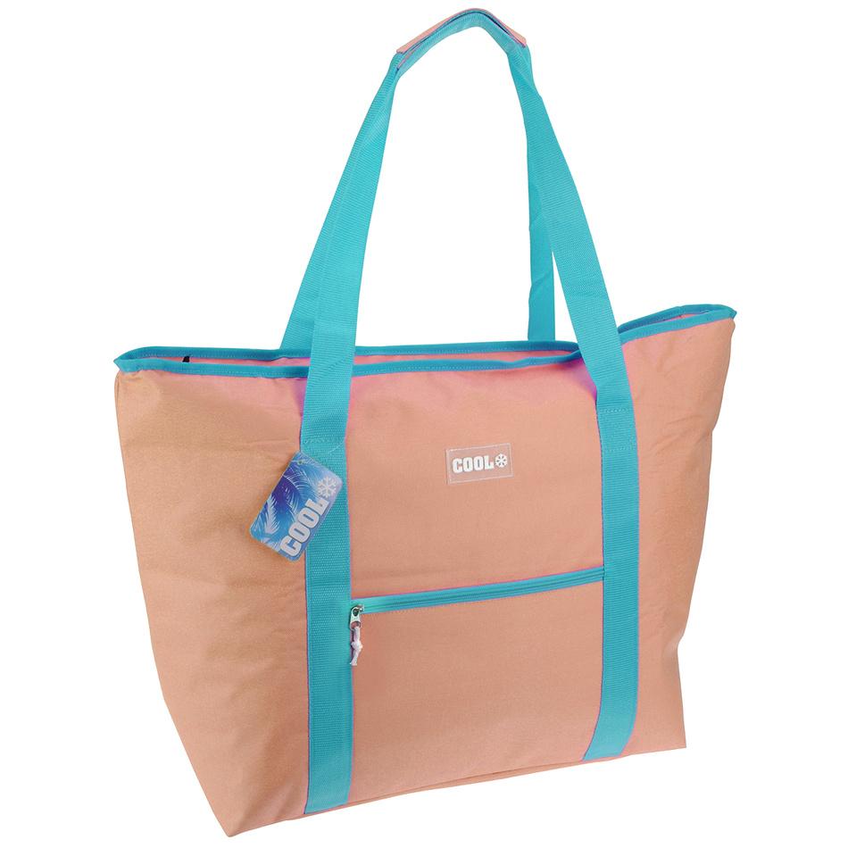 Chladící taška 45 l, oranžová