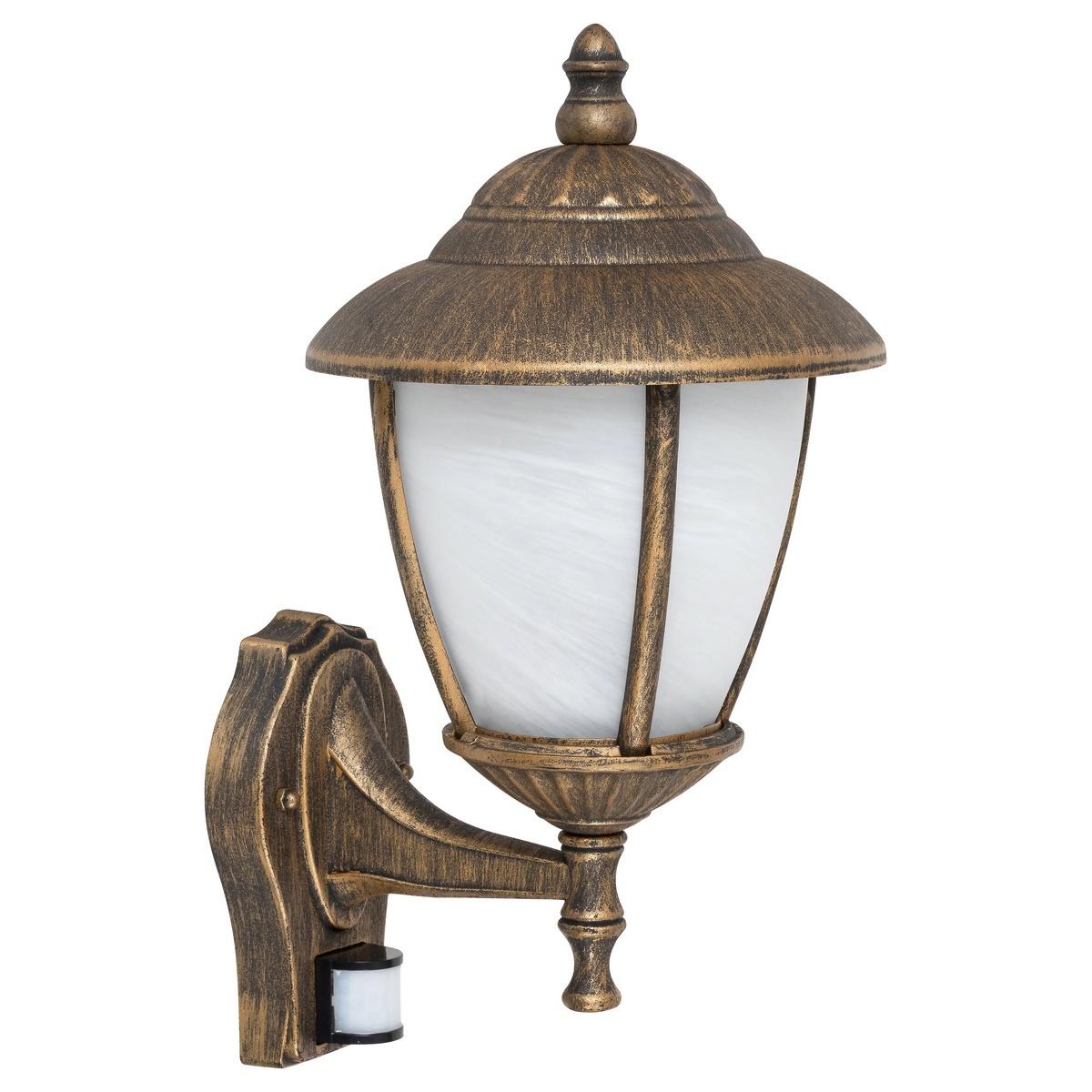 Rabalux 7836 Madrid Venkovní nástěnné svítidlo, zlatá