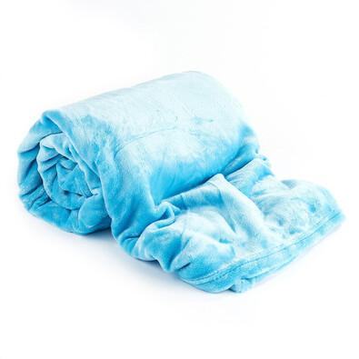 Deka Light Sleep modrá, 150 x 200 cm