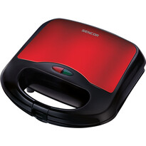 Sencor SSM 4221RD sendvičovač, červená