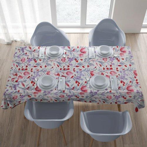 Domarex Ubrus Květiny, 110 x 160 cm, 110 x 160 cm