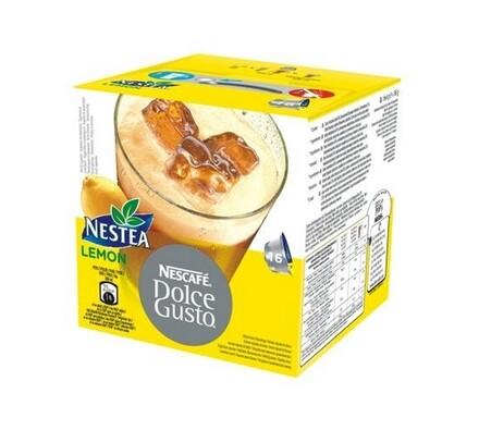 Kapsle NESCAFÉ Dolce Gusto Ice Tea Lemon 16 ks