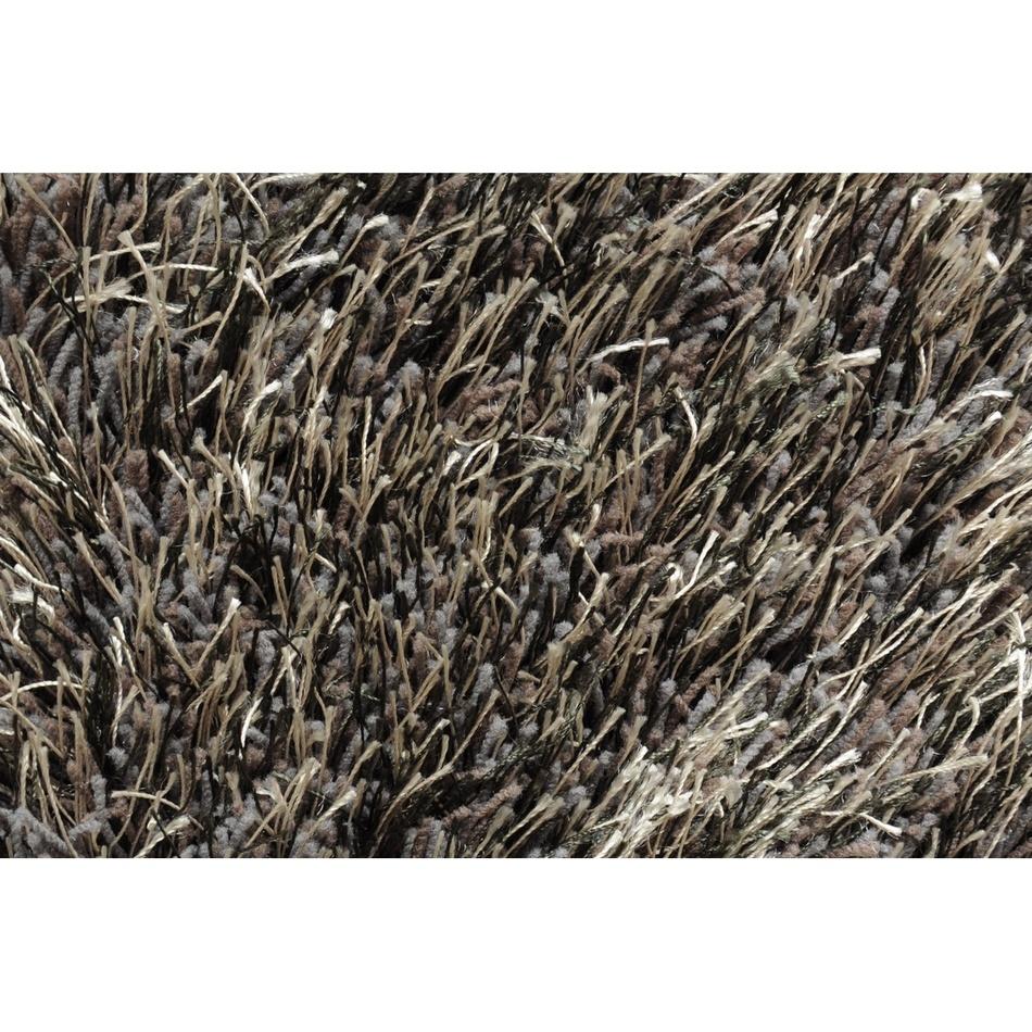 Habitat Kusový koberec Love Shaggy hnědá, 120 x 170 cm