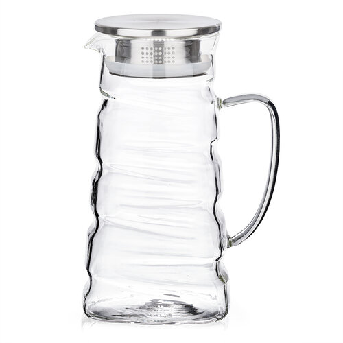 Carafă de sticlă 4Home Wave Hot&Cool, 1,2 l