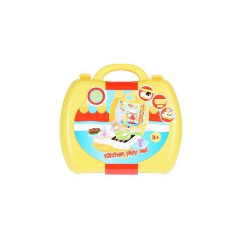 Kuchyňský kufřík, žlutá