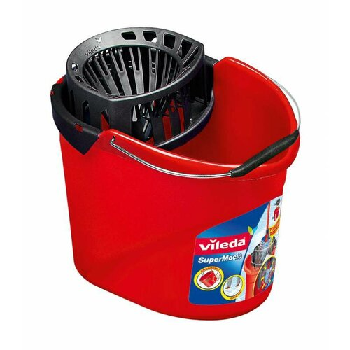 Vileda SuperMocio kbelík se ždímacím košem