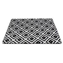 Doramex memóriahabos szőnyeg Soft Geometric, 120 x 160 cm