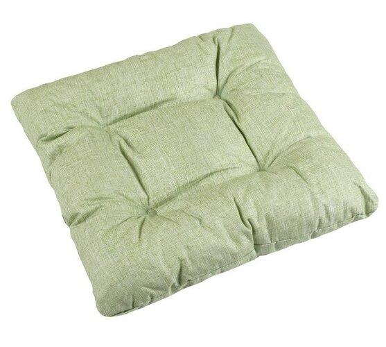Bellatex Sedák Adéla, 2x 40 x 40 cm, zelená uni