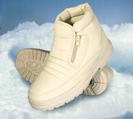 Zimní obuv Eskimo, béžová, 39