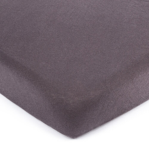 4Home  jersey lepedő sötétszürke, 90 x 200 cm