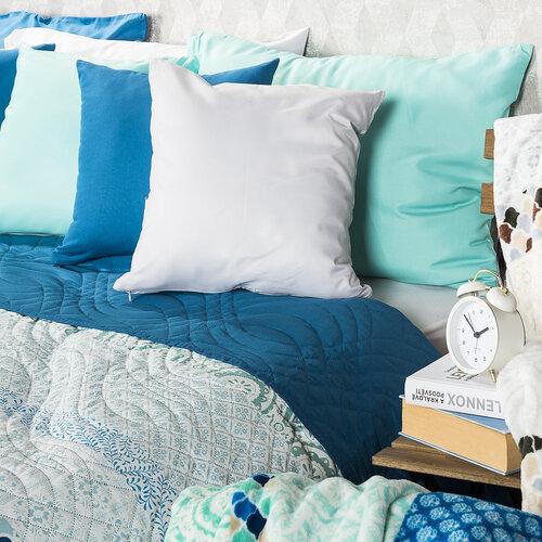 4Home Circles ágytakaró, türkiz, 220 x 240 cm