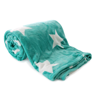 Deka Light sleep New Stars Mint, 150 x 200 cm