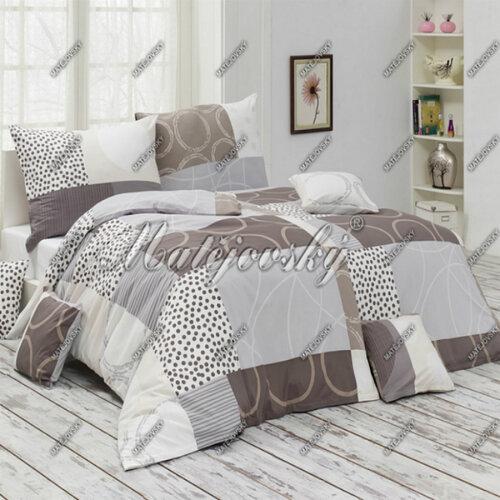 Matějovský bavlnené obliečky Brenton, 140 x 200 cm, 70 x 90 cm