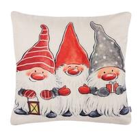 4Home Poszewka na poduszkę Christmas Dwarfs, 45 x 45 cm