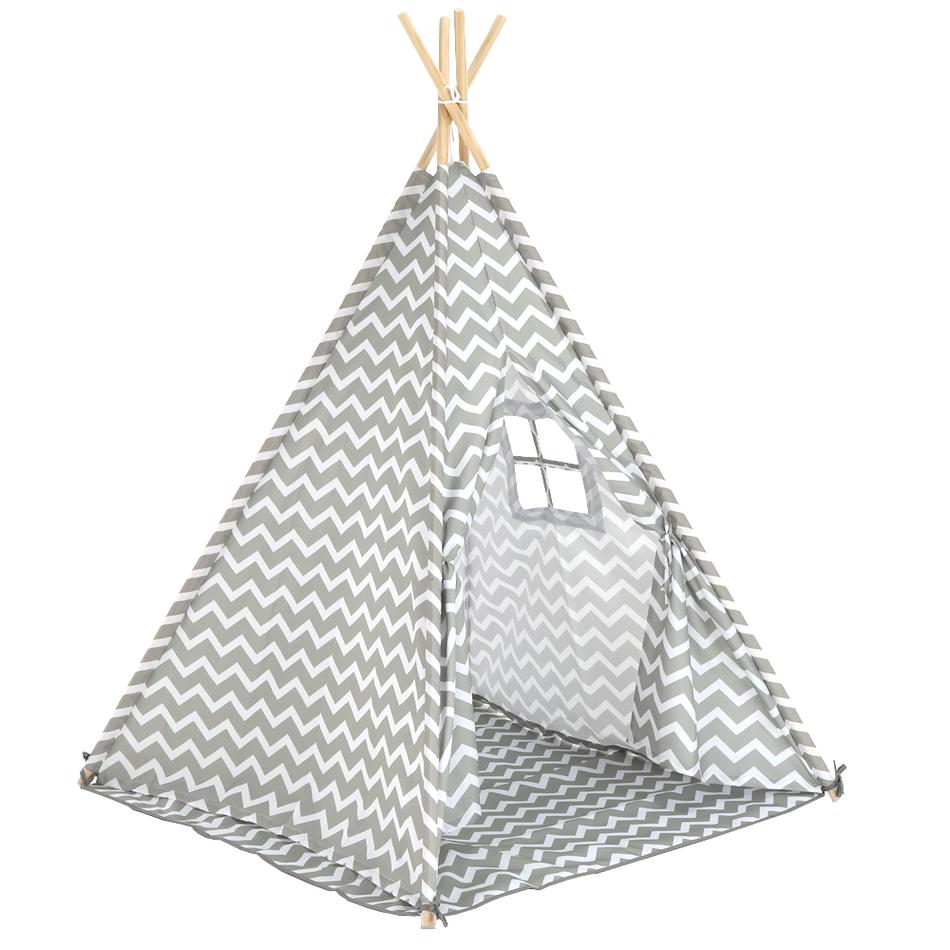 Teepee Etent gyerek sátor, 120 x 150 cm