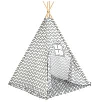 Dětský stan teepee Etent, 120 x 150 cm