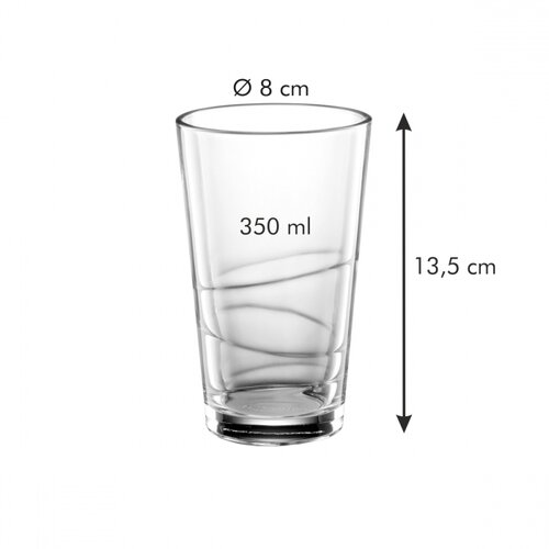 Tescoma Szklanka myDRINK 350 ml, 6 szt.