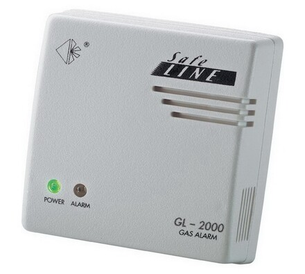 Detektor úniku plynu