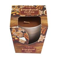 Vonná sviečka Gingerbread cookies, 100 g