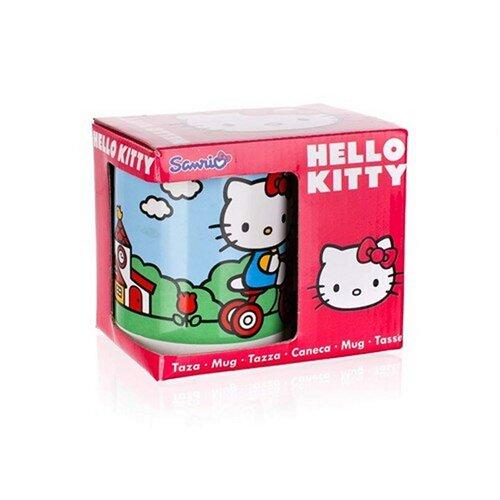 Banquet Hello Kitty kubek dziecięcy w ozdobnympudełku, 325 ml