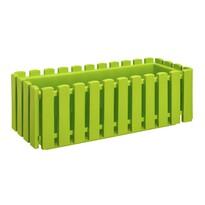 Gardenico Truhlík Fency zelená, 50 x 18,5 cm