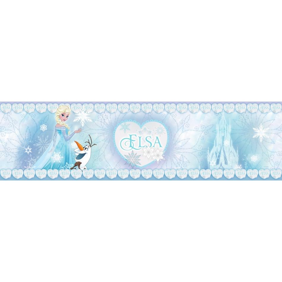 Bordiura samoprzylepna Kraina lodu, 500 x 14 cm