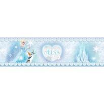 Samolepicí bordura Ledové království, 500 x 14 cm