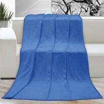 Korall micro takaró, kék, 150 x 200 cm