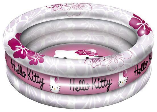 Hello Kitty nafukovací bazén průměr 100 cm