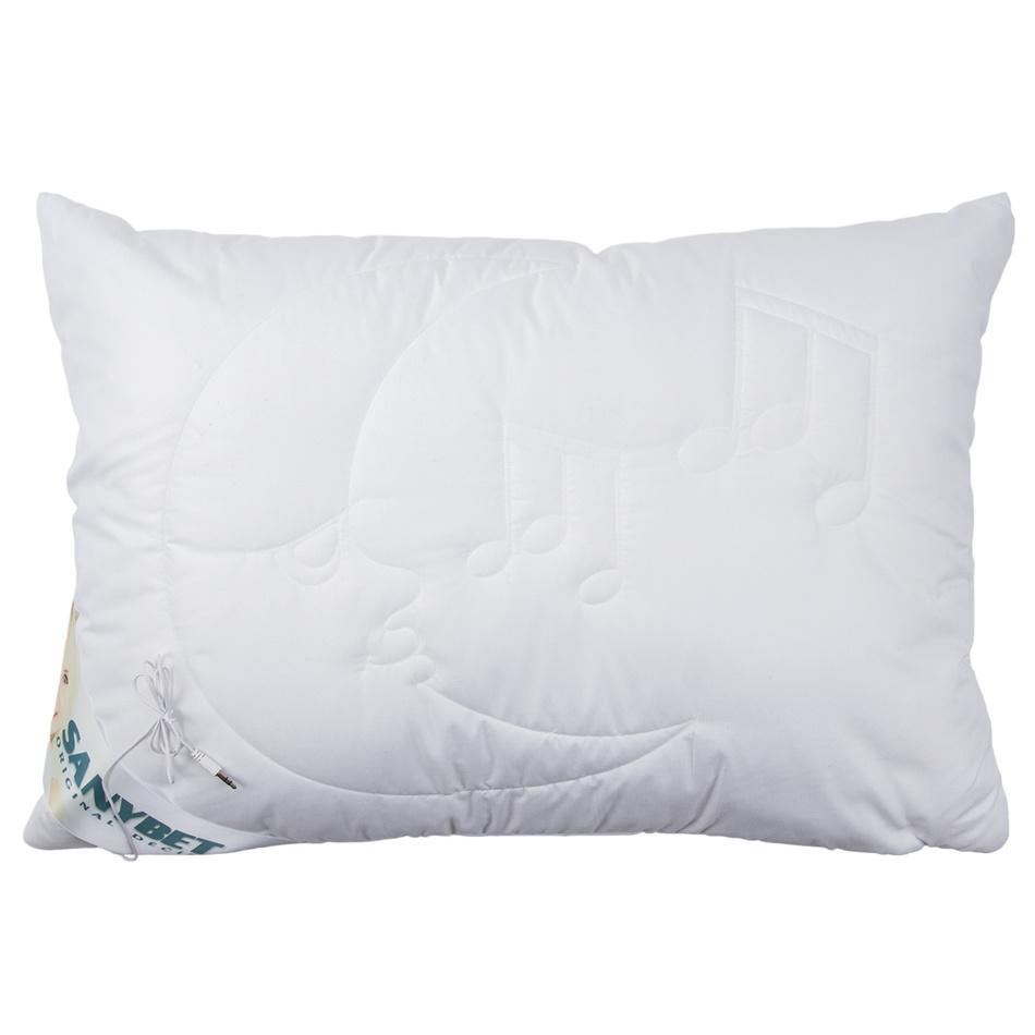 Sanybet Hudební polštář, 50 x 70 cm, 50 x 70 cm