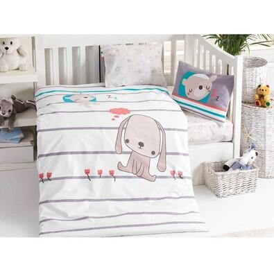 Sweety gyerek pamut ágymeműhuzat a kiságyba, 100 x 135 cm, 40 x 60 cm